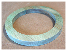 Wooden O-Ring